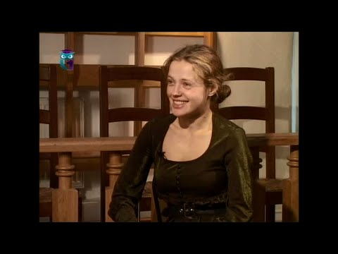 Анна Синякина, актриса театра «Школа драматического искусства»