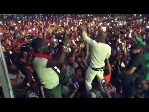 PART 1 KIRK FRANKLIN LIVE IN HAITI
