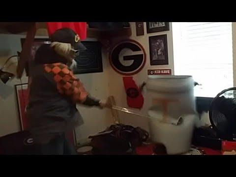 Butch Jones Fired Tennessee Fan Reaction Rage
