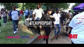 TI, DJ Scream, Scotty ATL, Yung Booke, and More at Atlanta Hip Hop Day
