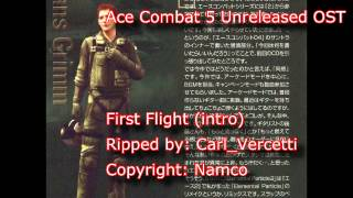 Ace Combat 5 Unreleased OST: First Flight
