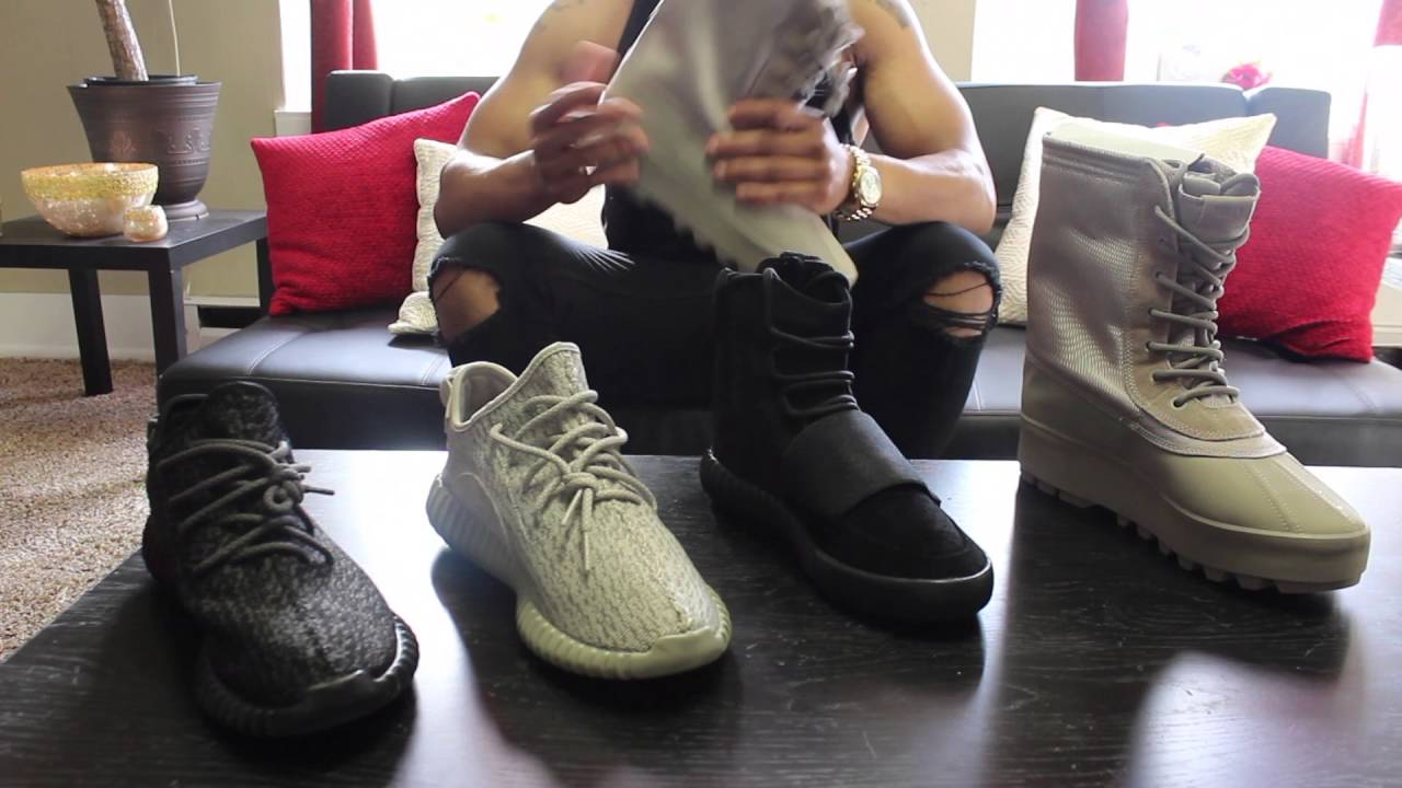 separation shoes dfc0a 7138a Yeezy 350 750 950 ...