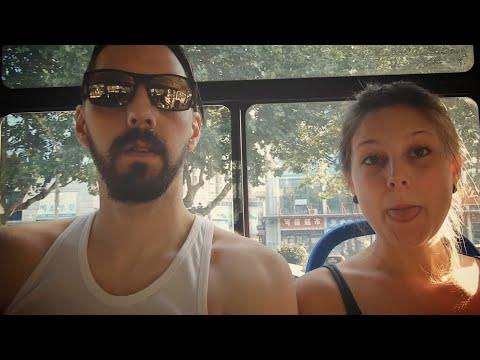 Inner Mongolia Day 1: A Long Travel Day - Vlog 002