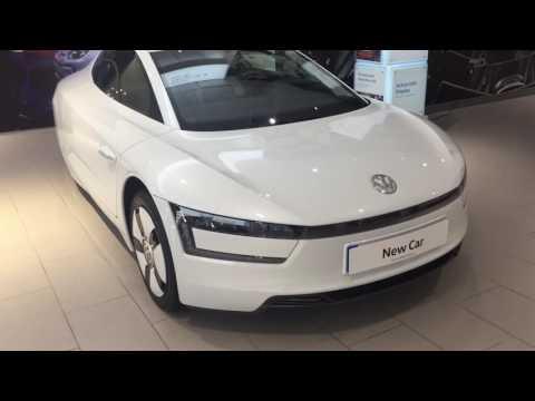 2017 Volkswagen XL1 - Exterior and Interior Review