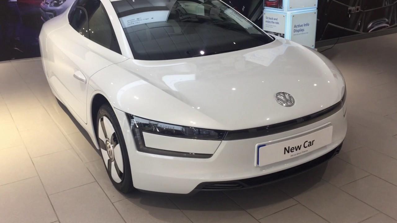 2017 Volkswagen Xl1 Exterior And Interior Review