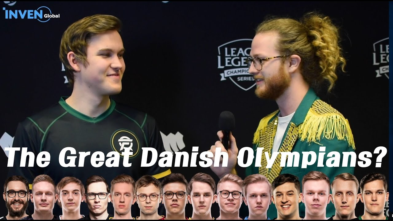 What if Danish League of Legends pro team goes to Olympic? -