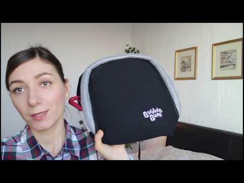 Надувной бустер для авто Bubblebum - отзыв и обзор