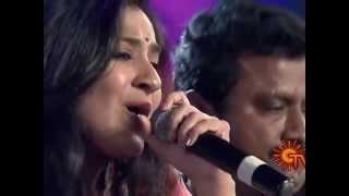 Shweta Mohan live at Singam 2 audio launch