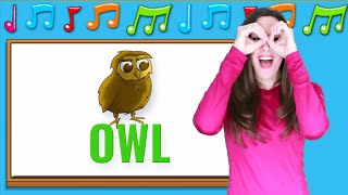 Phonics | The Letter O | Signing for Babies ASL | Letter Sounds O | Patty Shukla