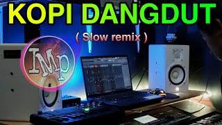 DJ KOPI DANGDUT jedag jedug terbaru (remix TIK TOK super santuy)