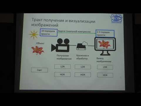 Фролов В. А. - Компьютерная графика - Изображения широкого динамического диапазона