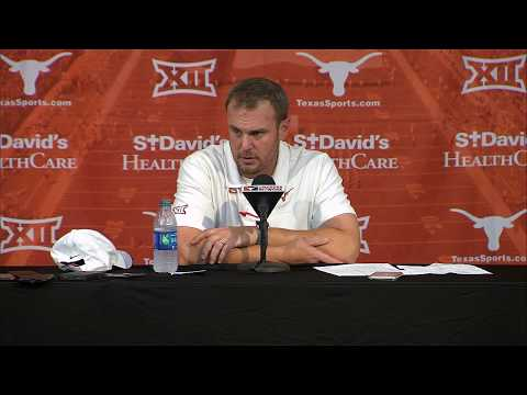 The Bottom Line - Tom Herman Post LSU