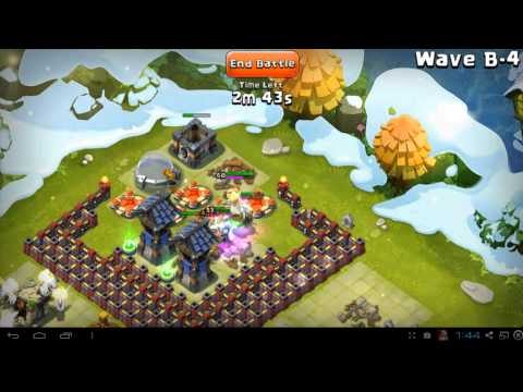 Castle Clash -  How To Guide For Shard Farming For Guild Donation 400+ A Week