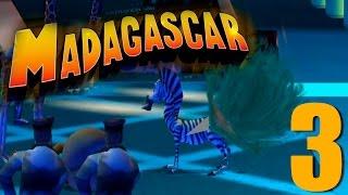 Полное Прохождение игры Мадагаскар 1 (уровень №3)