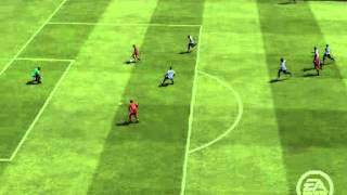 Pallonetto pauroso di Miccoli - Fifa 13