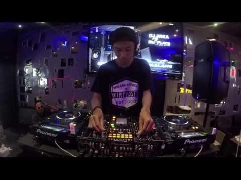 DJ Dimas X DJ Ahmad - Final Godzilla Express MLG Search DJ of The Years 2016