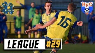 MORLEY'S LONG RANGE SCREAMER! - HASHTAG UNITED vs HOLLAND FC