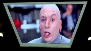 Dr. Evil One Hundred Billion Dollars