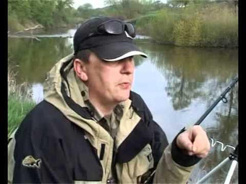 ловля линя на малых реках видео