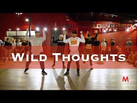"""Wild Thoughts"" - Dj Khaled, Rhianna Dance | Nick DeMoura"