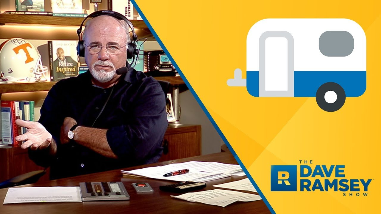 Dave Ramsey S View On Mobile Homes Youtube