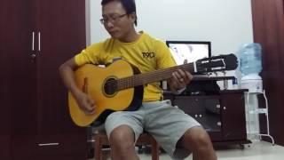 Nhạc chế guitar solo: Đêm Chí Hòa