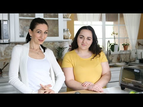 Lavash Rolls with Cheese and Herbs - Heghineh Cooking Show Live Stream