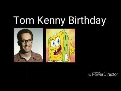 Tom Kenny Birthday