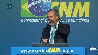 Paulo Guedes diz que irá reduzir o preço do gás pela metade e dá detalhes sobre a reforma tributária