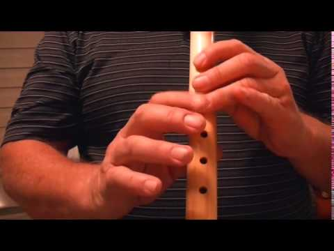 America, for 5 Hole Flute, How to Play on the Native American Flute