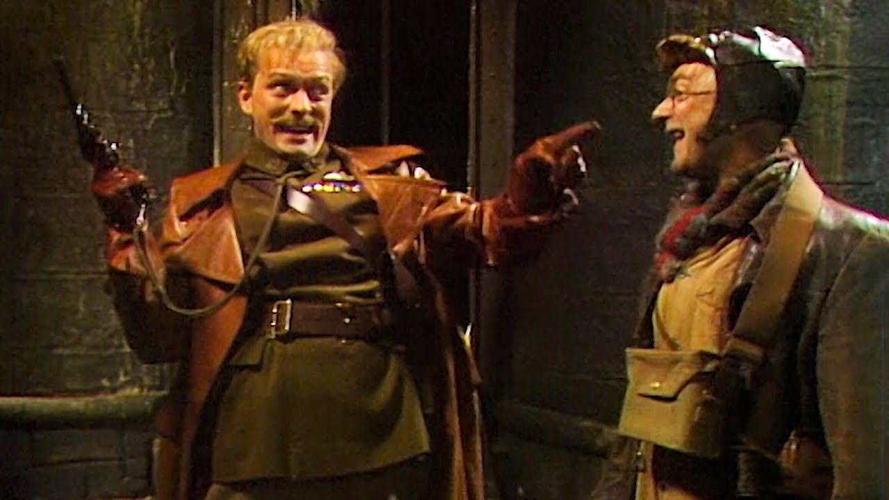 Download Flasheart To The Rescue | Blackadder Goes Forth | BBC Comedy Greats