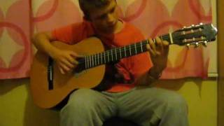 Download Plain White T's - Airplane ( Fingerstyle ) Guitar Cover