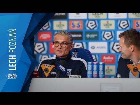 Zapis konferencji prasowej trenera Adama Nawałki