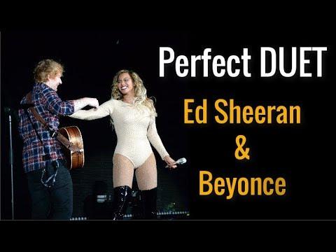 Ed Sheeran & Beyonce, Perfect Duet Lyric (Remix)