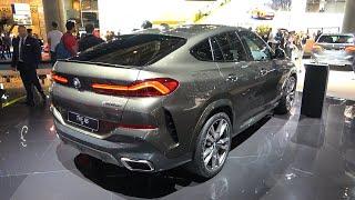BMW X6 2020 - FULL review (exterior, interior tour, illuminated grille) M50i