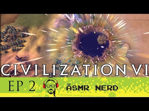 ASMR | Civilization VI Ep. 2