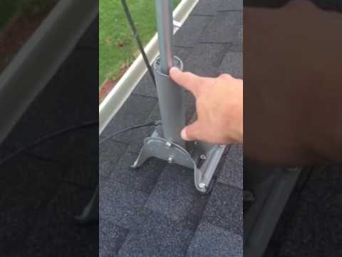 How To Use Old Satellite Dish Coax Cable With Ota Hdtv