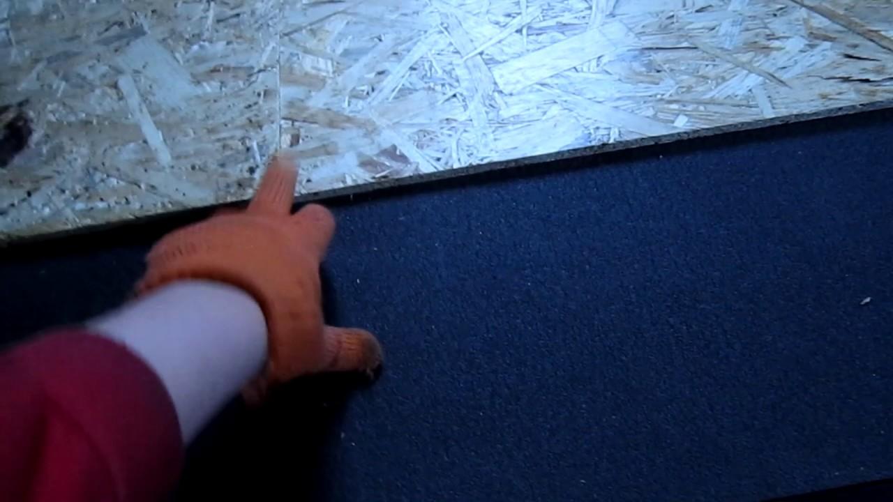 Как утеплить полы в своем доме своими руками