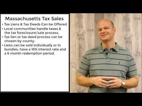 Massachusetts Tax Sales - Tax Deeds & Tax Liens