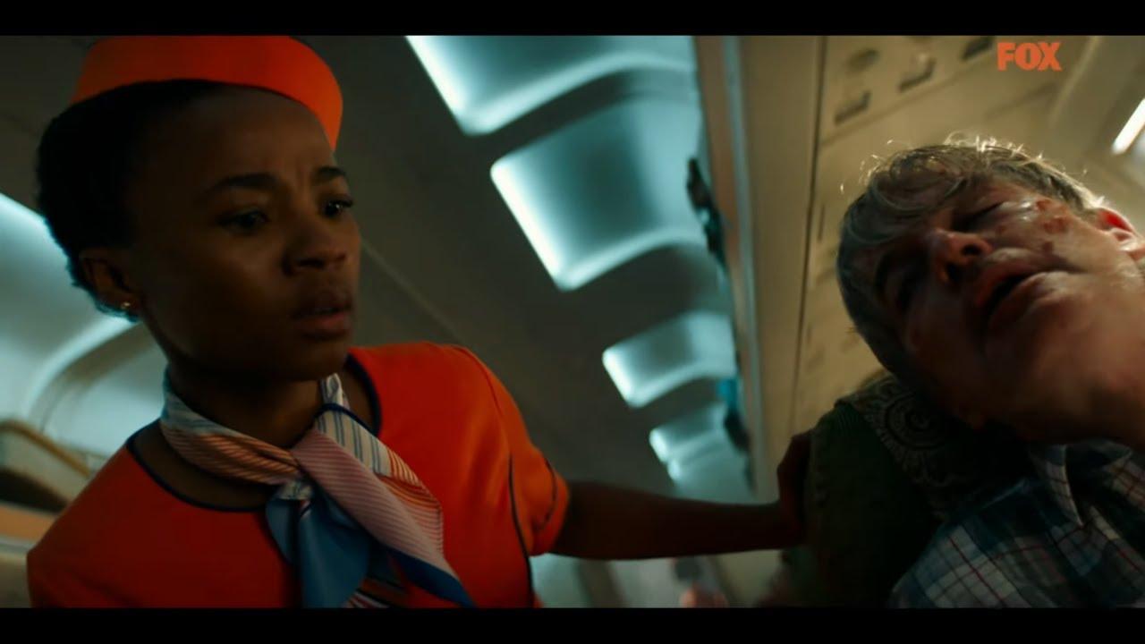 Zarażony wirusem mężczyzna przeraził pasażerów samolotu! [Strefa Skażenia]
