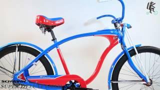 Обзор велосипеда SCHWINN SUPER DELUXE (2012)
