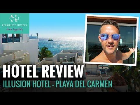 The Illusion Boutique Hotel, Playa Del Carmen.