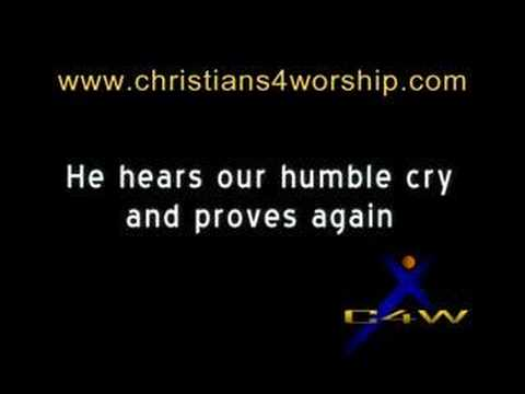 His strength is perfect (steven curtis chapman)