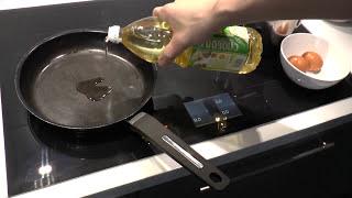Индукционная варочная панель Bosch PXY875KE1E | часть 1 | TFT дисплей | Видео обзор