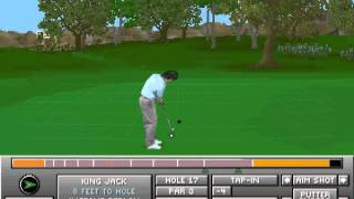 Video Putts on a slope incl. 'pull' & 'push',  Nicklaus Signature Edition download MP3, 3GP, MP4, WEBM, AVI, FLV Juli 2018