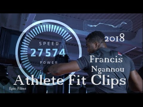 New world record for the HARDEST punch - Francis Ngannou