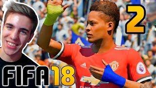 FIFA 18 El Trayecto CAPITULO 2 - ALEX HUNTER Gameplay Fran MG | Modo Historia COMPLETO