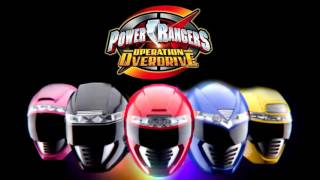 Power Rangers - Operation Overdrive Theme - (Rejected/Demo Theme)