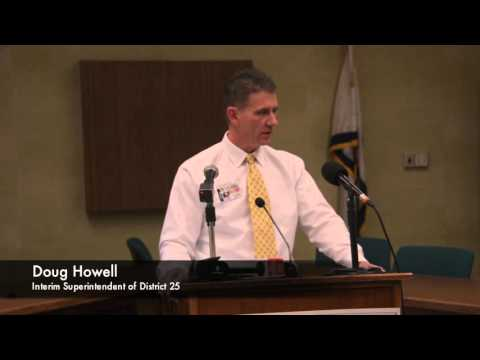 District 25 news conference, Jan. 5, 2016