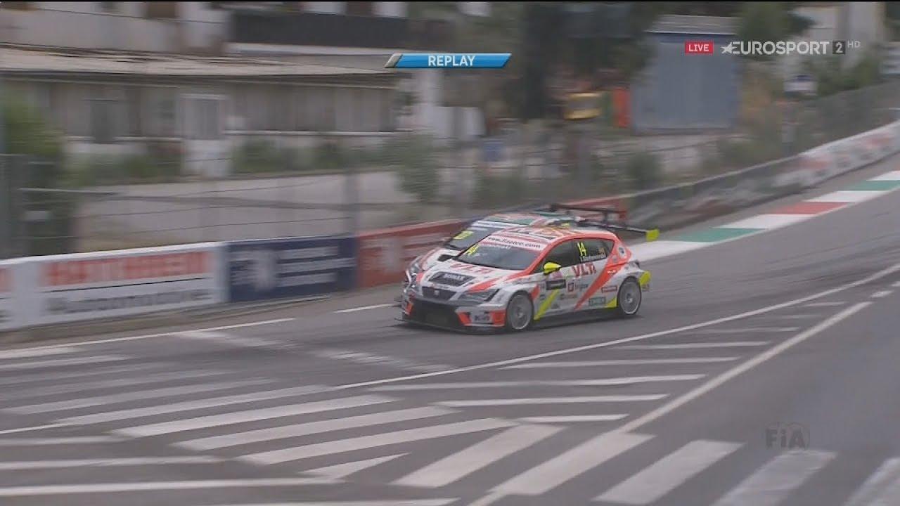 Circuito Vila Real : Etcc race circuito internacional de vila real last laps